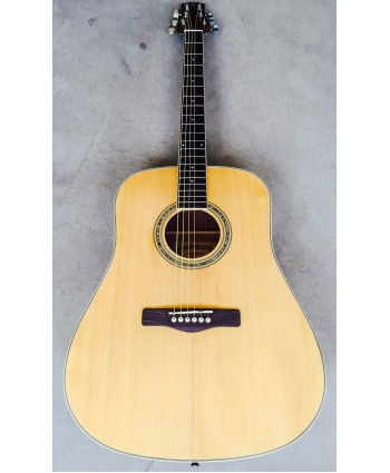 AXE ACOUSTIC GUITAR NATURAL