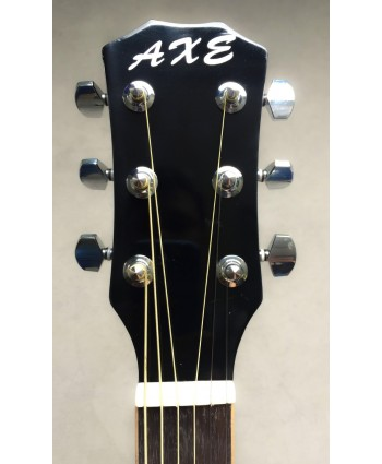 ACOUSTIC GUITAR BLACK SERIES FULL BODY
