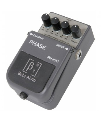 BETA AIVIN PH-100 PHASE GUITAR EFFECTS PEDAL