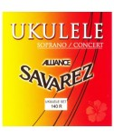 SAVAREZ UKULELE 140R STRINGS