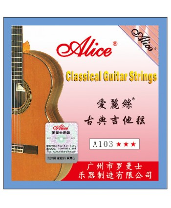 ALICE A103 CLASSICAL GUITAR STRINGS